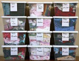 Properly Storing Cloths - StorageVille - Winnipeg, Manitoba