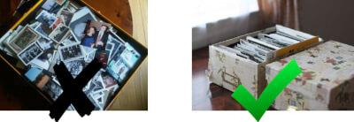 Storing photos and images - Winnipeg Storage solutions   StorageVille