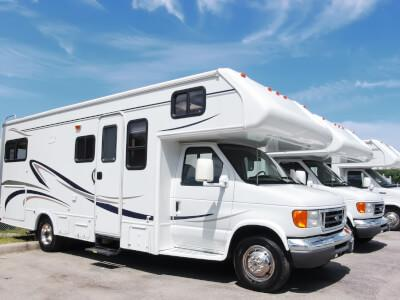 Outdoor RV and Boat Storage - StorageVille - Outdoor Storage Winnipeg, Manitoba