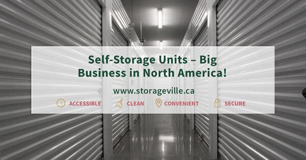 Self-Storage Units - Big Business in North America - Winnipeg Self-storage -  sc 1 st  StorageVille : winnipeg storage units  - Aquiesqueretaro.Com