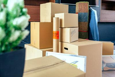 Moving can cause clutter - effects of clutter - declutter - Winnipeg Self-Storage - Self-Storage Winnipeg - StorageVille