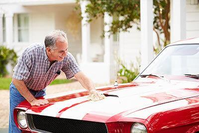 Classic car storage – spring tune-up tips after winter storage - Storage Winnipeg - StorageVille