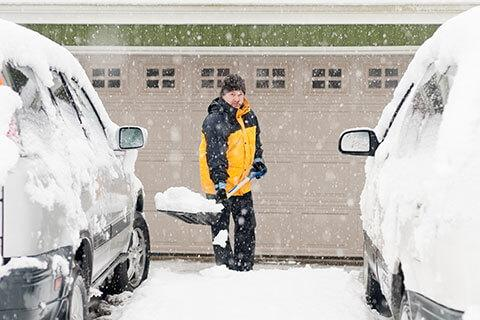 Five reasons to rent a storage unit in winter - Self-Storage Winnipeg - Winnipeg Storage Units - Temperature Controlled Storage Units - StorageVille